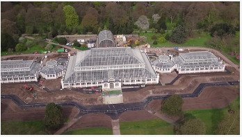 World's largest glasshouse reopens