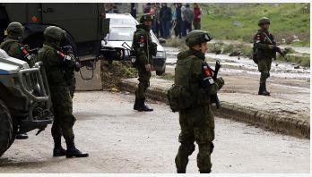 Syrian rebels surrender last rebel-held area near Homs