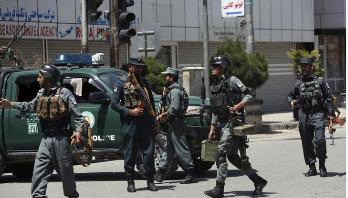 Three blasts rock Kabul