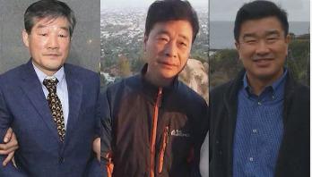 North Korea frees 3 US hostages