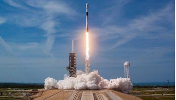 Bangabandhu-1:  First upgraded Falcon 9 rocket
