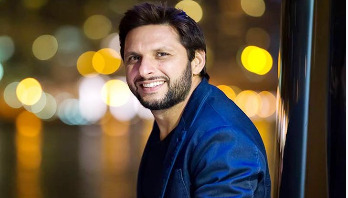 I will play for ICC World XI: Afridi