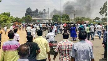 12 killed in police firing in India