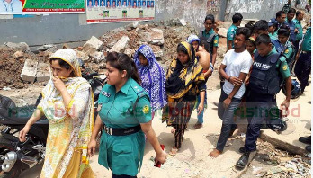Anti-drug drive underway at Hazaribagh
