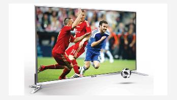 Marcel brings 43 models of LED TV centering Football World Cup