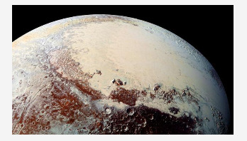 Methane ice dunes found on Pluto