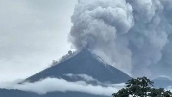 Guatemala volcano: 25 dead as Fuego volcano erupts