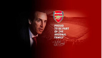 Emery appointed as new Arsenal head coach