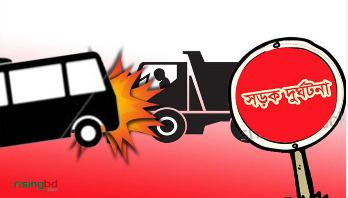 Ambulance, truck collision kills 2 in Bogura