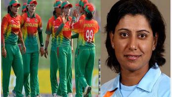 Anju Jain appointed Bangladesh Women's coach