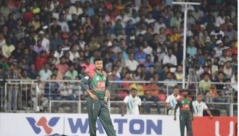 Afghanistan beat Bangladesh by 45 runs