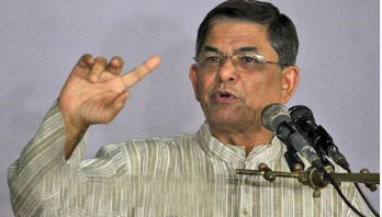 Khaleda will be freed breaking the chains: Fakhrul