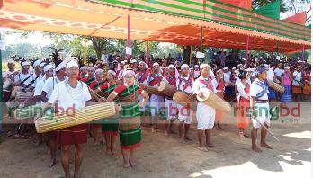 ওয়ানগালা : গারোদের উৎসব