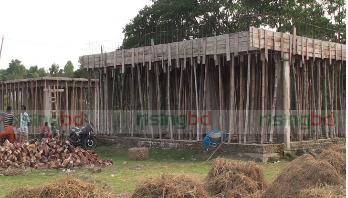 দেশব্যাপী নির্মিত হচ্ছে শেখ রাসেল মিনি স্টেডিয়াম