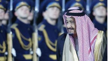 Saudi Arabia threatens military action against Qatar