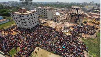 Mahbubul A Khalid's song mourns Rana Plaza victims