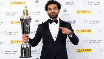 Salah wins PFA Player of the Year award