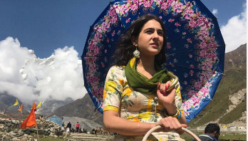 Saif's daughter Sara in legal trouble