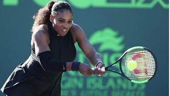 Serena Williams withdraws from Madrid Open