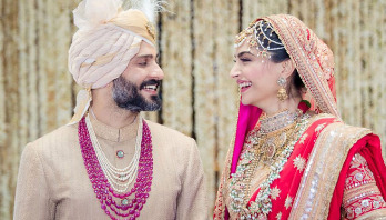 Sonam breaks silence over changing name after marriage