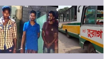 Sexual harassment: Turag bus driver among 3 remanded