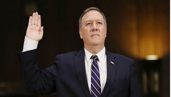 Pompeo confirmed as U.S. secretary of state