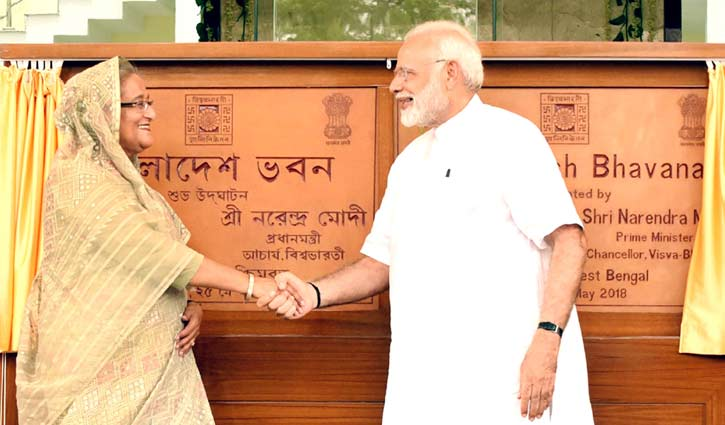 Dhaka-Delhi to continue trend of cooperation in future: PM