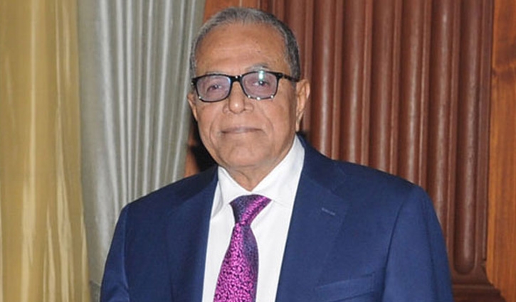 Abdul Hamid takes oath this evening as president for second term
