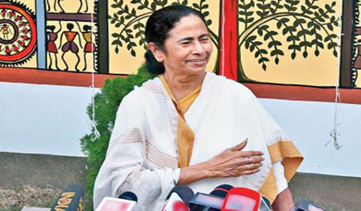 Mamata to hold separate meeting with Sheikh Hasina