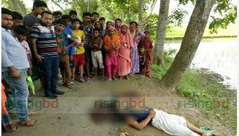 Drug trader found dead in Faridpur