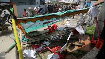 কেসিসি নির্বাচন : ভাঙচুর, জালভোট, ২ কেন্দ্র স্থগিত