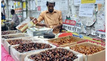 'রমজান এলেই বাড়ে খেজুরের দাম'