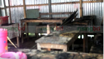 AL candidate's election office torched in Laxmipur