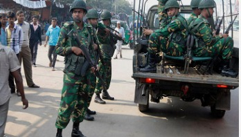 Armed forces likely to be deployed Dec 24