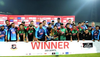 Bangladesh clinch series against West Indies