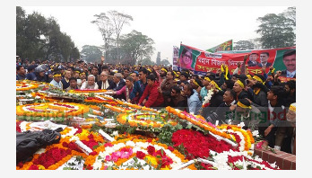 BNP pays homage to Liberation War martyrs