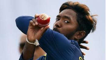 Dananjaya's bowling action found to be illegal
