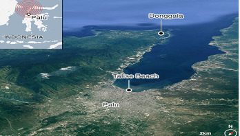 Indonesian tsunami clue found on seafloor