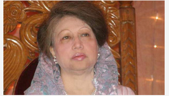 Khaleda files writ to get back candidacy
