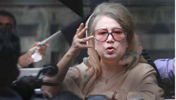 Cumilla case: Khaleda's bail upheld