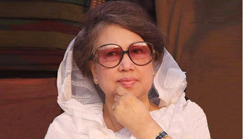 Khaleda wouldn't be able to participate in polls