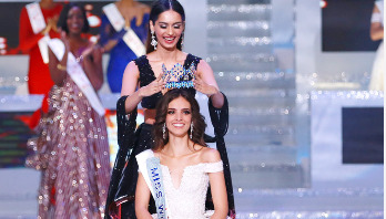 Mexico Vanessa Ponce de Leon crowned Miss World 2018