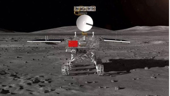 China Moon mission lands spacecraft on far side