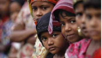 India deports Rohingya family to Myanmar