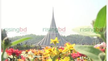 National Memorial at Savar ready for war heroes