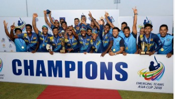 Sri Lanka beat India to clinch Emerging Asia Cup