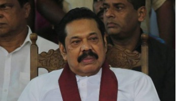 Sri Lanka's disputed PM resigns amid crisis