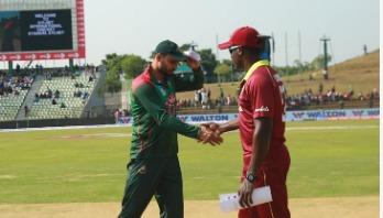 Bangladesh need 199 runs to clinch series