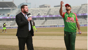 Bangladesh to field first after losing toss