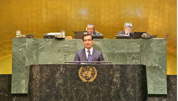 Bangladesh's resolution on 'Culture of Peace' adopted